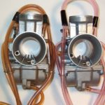 PWK carburetors, KTM and Standard Air Striker