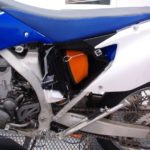 2007 WR450F – Quick Access Filter