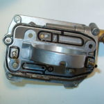 FCR Carb disassembly for clearing pump nozzle